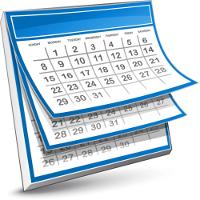 Calendário da Paróquia